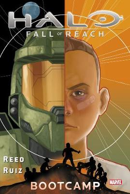 Halo: Fall Of Reach - Boot Camp (Paperback)