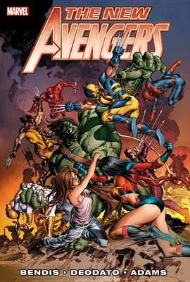 New Avengers By Brian Michael Bendis - Vol. 3 (Hardback)