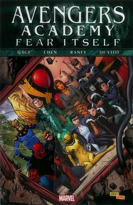Fear Itself: Avengers Academy (Paperback)