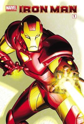 Marvel Universe Iron Man: Marvel Universe Iron Man - Comic Reader 1 Comic Reader Vol. 1 (Paperback)