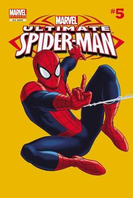 Marvel Universe Ultimate Spider-man Comic Reader 5 by Ramon Bachs, Brian  Clevinger | Waterstones