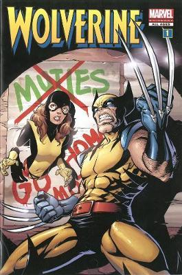 Wolverine Comic Reader 1 (Paperback)
