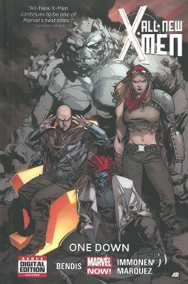 All-new X-men Volume 5: One Down (marvel Now) (Hardback)