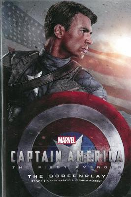 Marvel's Captain America: The First Avenger - The Screenplay (Paperback)
