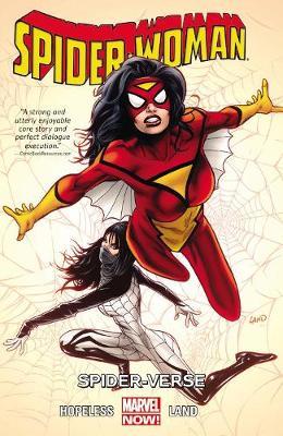 Spider-woman Volume 1: Spider-verse (Paperback)