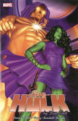 She-hulk By Dan Slott: The Complete Collection Volume 2 (Paperback)