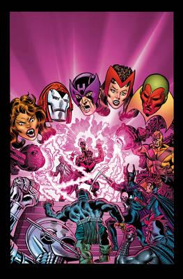 Avengers: Avengers - West Coast Avengers: Family Ties Family Ties (Hardback)