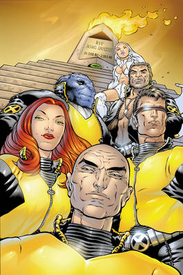 New X-men By Grant Morrison Book 1 (Paperback)