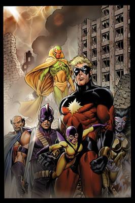 Chaos War: Avengers (Paperback)