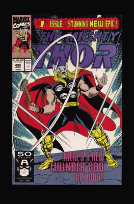 Thor: Thunderstrike (Paperback)
