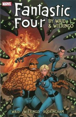 Fantastic Four By Waid & Wieringo Ultimate Collection Book 1 (Paperback)