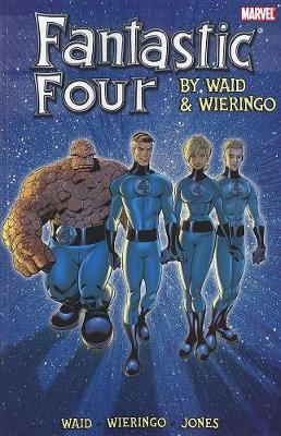 Fantastic Four By Waid & Wieringo Ultimate Collection Book 2 (Paperback)