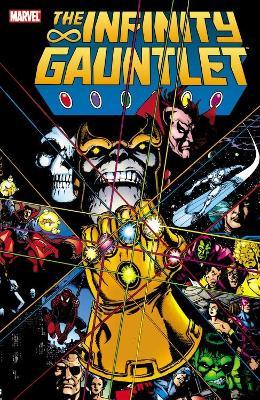 Infinity Gauntlet (Paperback)