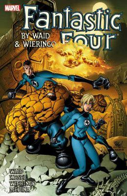 Fantastic Four By Waid & Wieringo Ultimate Collection Book 4 (Paperback)