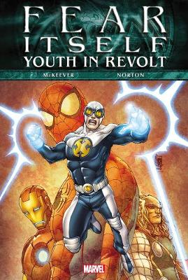 Fear Itself: Youth In Revolt (Paperback)