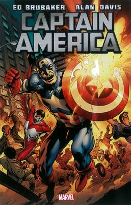 Captain America By Ed Brubaker - Vol. 2 (Paperback)