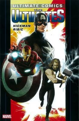 Ultimate Comics Ultimates By Jonathan Hickman Vol. 1 (Hardback)