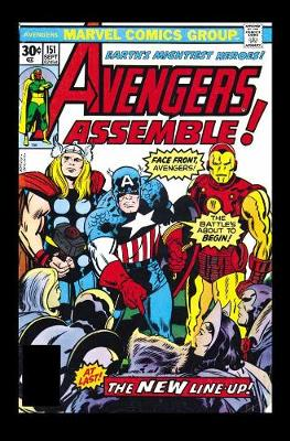 Avengers: The Big Three (Paperback)
