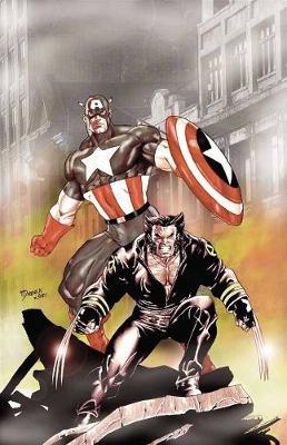 Wolverine & Captain America (Paperback)