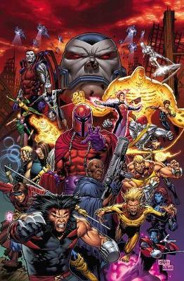 X-men: Age Of Apocalypse (Hardback)