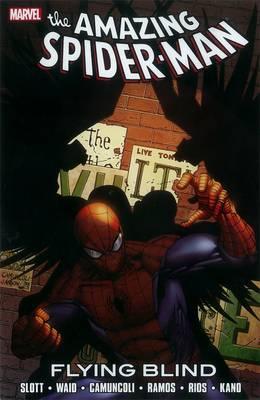 Spider-man: Flying Blind (Paperback)