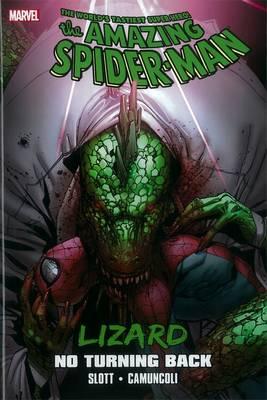Spider-man: Lizard - No Turning Back (Hardback)