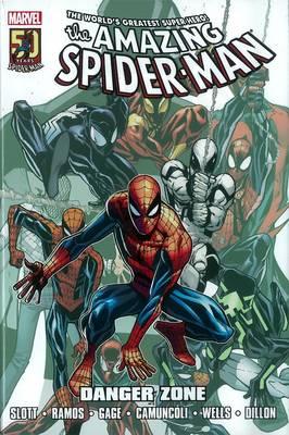 Spider-man: Danger Zone (Hardback)