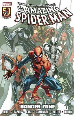 Spider-man: Danger Zone (Paperback)