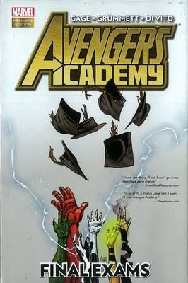 Avengers Academy: Final Exams (Hardback)