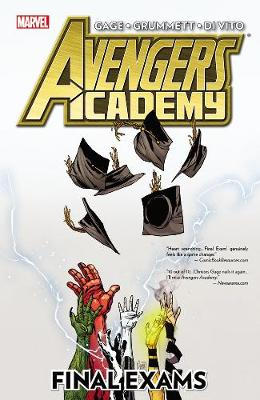 Avengers Academy: Final Exams (Paperback)