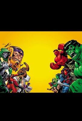 Hulk: World War Hulks (Hardback)