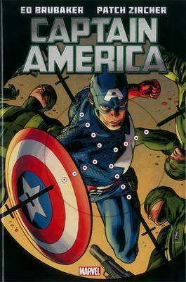 Captain America By Ed Brubaker - Vol. 3 (Hardback)