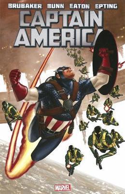 Captain America By Ed Brubaker - Volume 4 (Paperback)