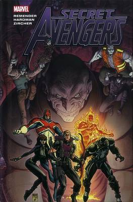 Secret Avengers: Secret Avengers: The Descendants Descendants Vol. 4 (Hardback)