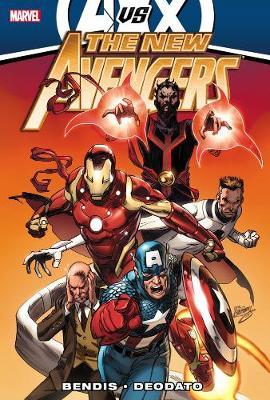 New Avengers: New Avengers By Brian Michael Bendis - Vol. 4 (avx) AVX Vol. 4 (Hardback)