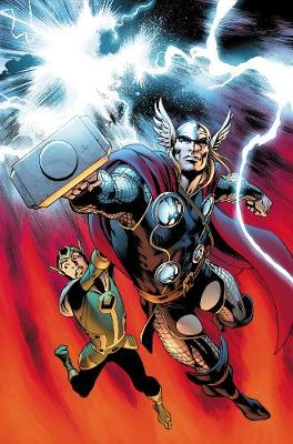 Mighty Thor, The Journey Into Mystery: Everything Burns (Hardback)
