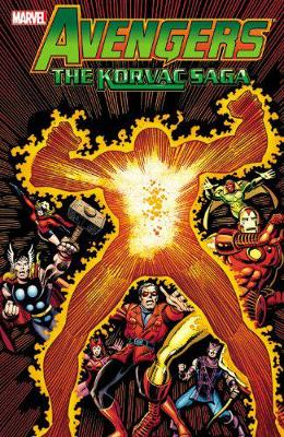 Avengers: The Korvac Saga (Paperback)
