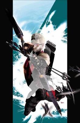 Ultimate Comics Hawkeye By Jonathan Hickman (Hardback)