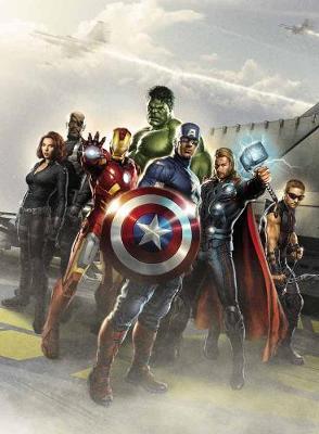 Avengers: Avengers: Road To Marvel's The Avengers Road to Marvel's The Avengers (Paperback)
