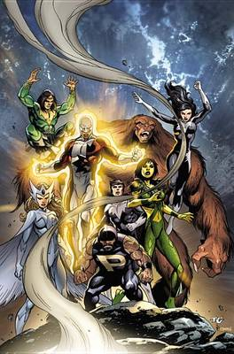 Alpha Flight By Greg Pak & Fred Van Lente - Vol. 2 (Hardback)
