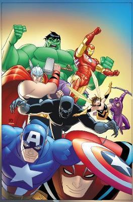 Marvel Universe Avengers: Marvel Universe Avengers Earth's Mightiest Heroes - Volume 2 Earth's Mightiest Heroes Volume 2 (Paperback)