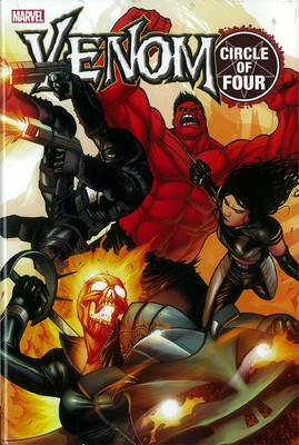 Venom: Circle Of Four (Hardback)
