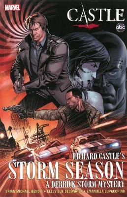 Castle: Richard Castle's Storm Season (Paperback)