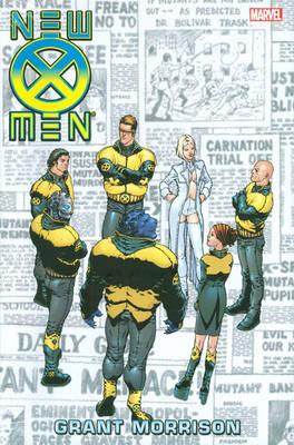 New X-Men: New X-men Omnibus Omnibus (Hardback)