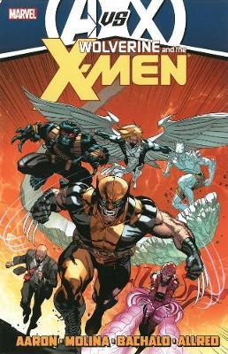Wolverine & The X-men By Jason Aaron - Volume 4 (avx) (Paperback)