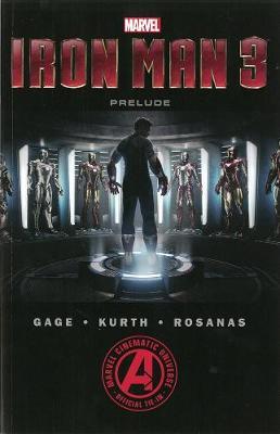 Marvel's Iron Man 3 The Movie Prelude (Paperback)