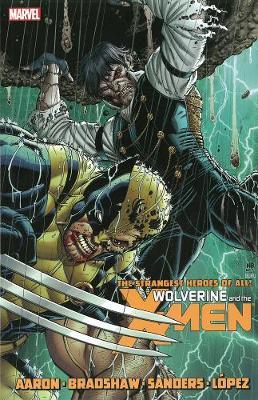 Wolverine & The X-men By Jason Aaron - Volume 5 (Paperback)