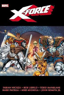 X-Force: X-force Omnibus - Volume 1 Omnibus Volume 1 (Hardback)
