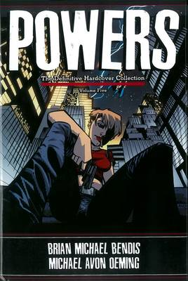Powers: The Definitive Collection (Hardback)