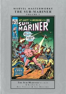 Marvel Masterworks: The Sub-mariner Volume 5 (Hardback)